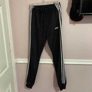 Adidas Cuffed Joggers Size S